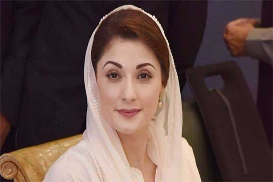 Thoughts, prayers with KP people hit by floods: Maryam Nawaz