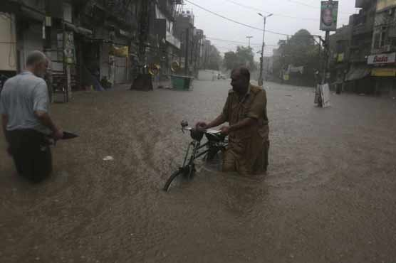 Torrential rain expected in some areas of Pakistan from Thursday: Met Dept