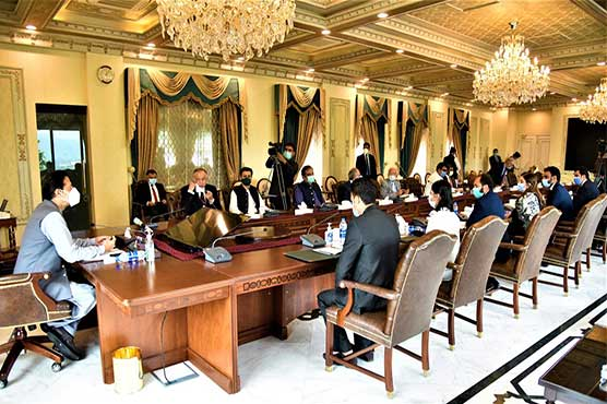 Quality standard labs being set up to internationalize Pakistani products: PM