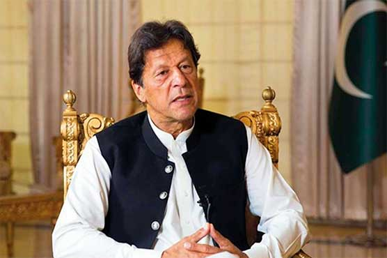 No military solution to Kashmir issue: PM Imran