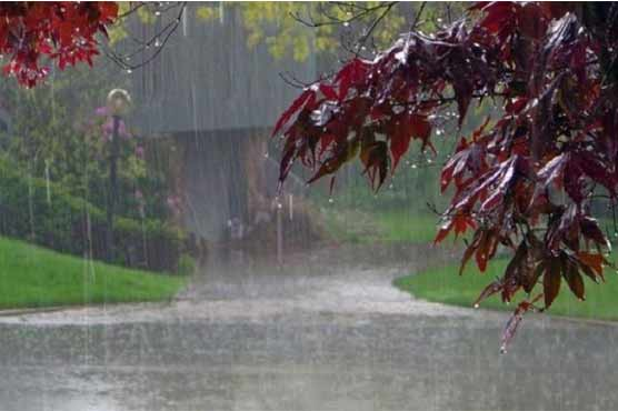 Rain expected in upper parts of country on Friday