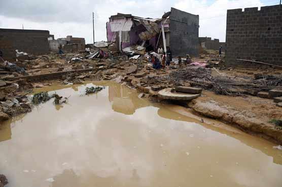 30 killed as rain plays havoc in KP