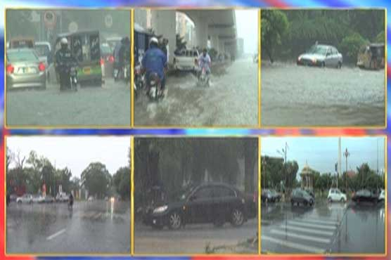 Five people killed in separate incidents as intermittent heavy rain lashes Punjab