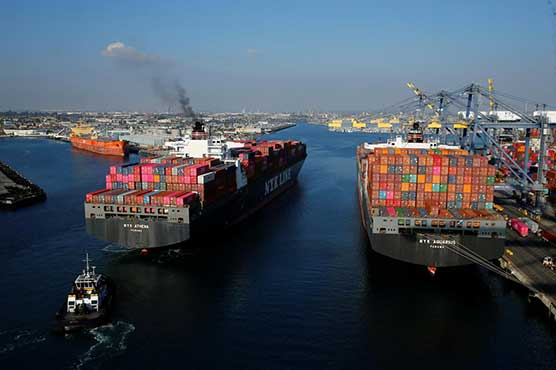 US trade deficit surges in July to highest in 12 years
