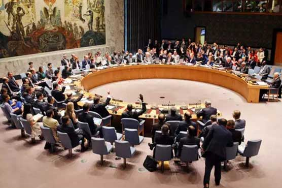 UNSC rejects India's demand to remove Kashmir issue from agenda