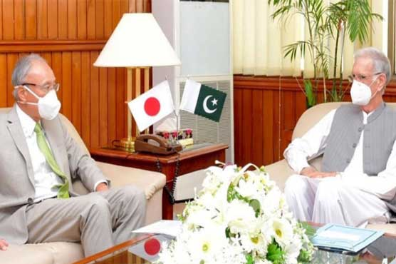 Khattak urges Japan to invest in CPEC