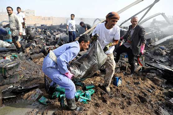 Possible war crimes in Yemen fuelled by arms flows from West, Iran: UN