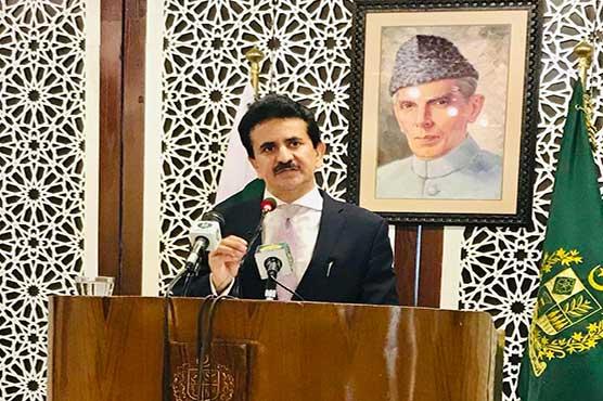 Pakistan condemns General Bipin Rawat's provocative statement