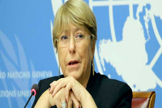 Kashmiris continue to be subjected to police violence in IIOJK: UN rights chief