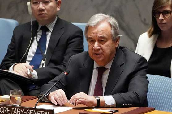 U.N. chief to push pandemic ceasefire at world leaders meeting, but fears opportunities lost