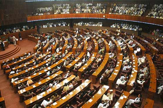 NA passes 'Anti-Terrorism (Third Amendment) Bill 2020' by majority vote