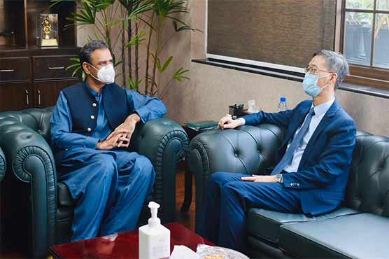 China thanks Pakistan for expeditious work on Rashakai SEZ agreement
