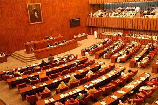 Senate rejects 'Anti-Terrorism (Third Amendment) Bill 2020'