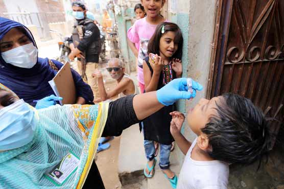 Govt to begin national anti-polio campaign this month