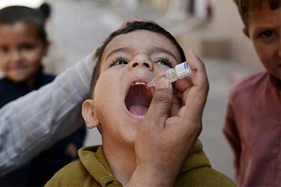 Five-day anti-polio campaign in KP to start on September 21
