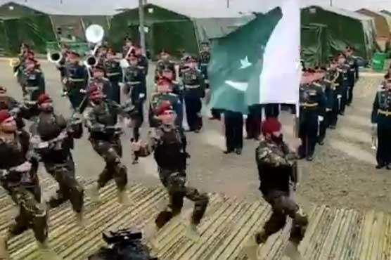 کیوکاز فوجی مشقیں، بھارت شرکت سے آخری وقت میں بھاگ گیا