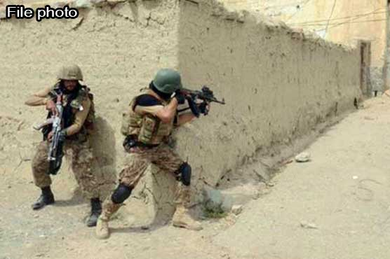 میرانشاہ میں آپریشن کے دوران 2 فوجی جوان شہید