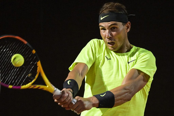 I Know How To Fix It Nadal Stunned In Rome Before French Open Title Defence Sports Dunya News