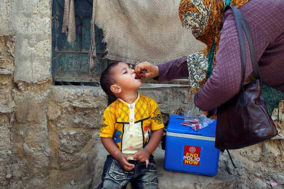 Polio campaign, vaccination of 6.50m children to start on Monday: EOC