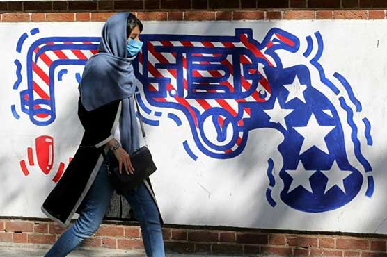 Iran says US faces 'maximum isolation' as world powers dismiss sanctions