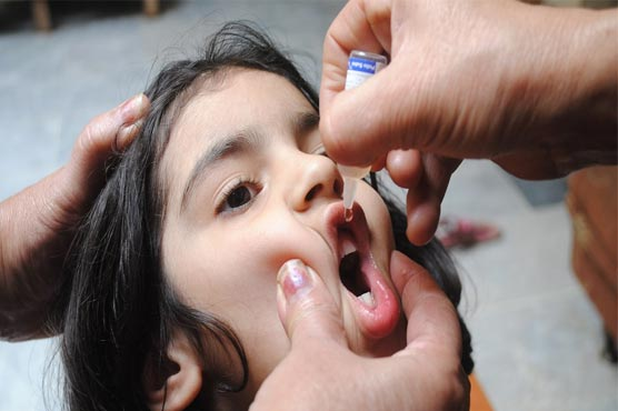 Five-day anti-polio campaign in KP begins today
