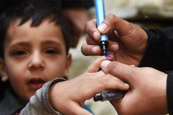 Nationwide anti-polio drive begins