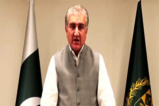 UN resolutions, decisions are being flouted in IIOJK: FM Qureshi