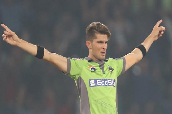 Shaheen Afridi wants to take Lahore Qalandars to PSL 2020 title
