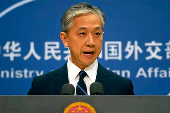 China lauds President Alvi's remarks about CPEC's benefits to region