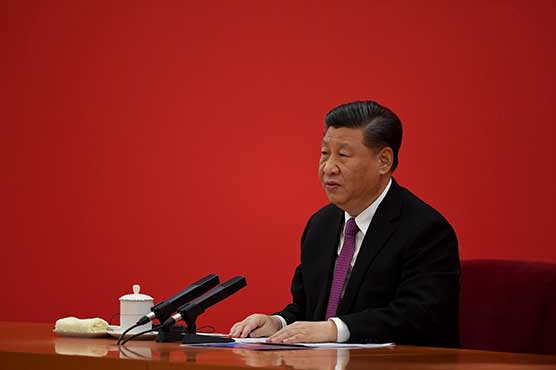 At UN, China's Xi says no intention to fight 'a Cold War or hot one' with any country