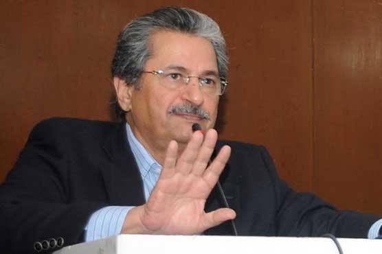Coronavirus situation under control in Pakistan: Shafqat Mahmood