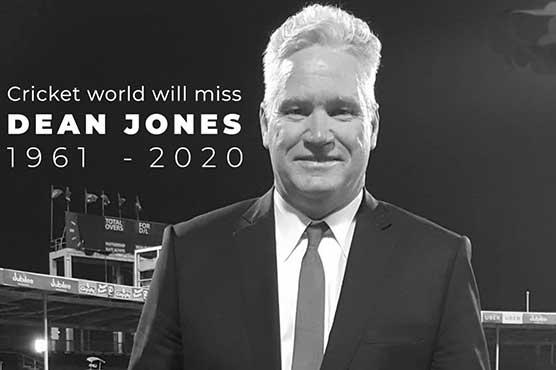 Tributes Pour In For Former Australia Batsman Dean Jones Cricket Dunya News