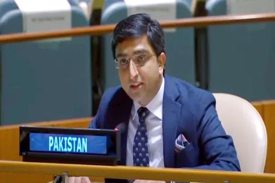 Kashmir not India's part - it never will be, Pakistan declares at UN