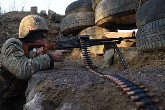 Baku and Armenian separatists say civilians killed in Karabakh clashes