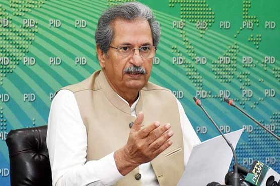 Educational institutions reopen due to PM's successful strategy: Shafqat