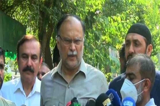 NAB is blind in one eye: Ahsan Iqbal