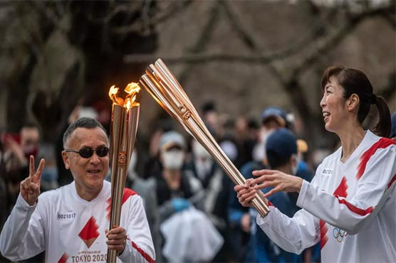 Osaka officials want Olympic torch relay to skip city over virus: media