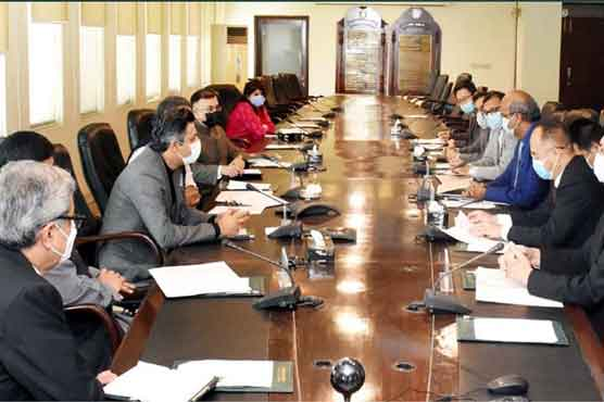 Hammad declares CPEC as most important project for Pakistan