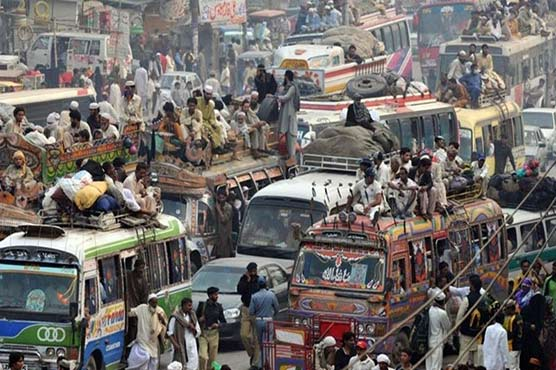 KP bans inter-district transport for two days due to worsening COVID-19 situation