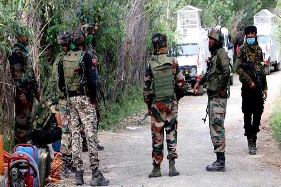 Indian troops martyr three Kashmiri youth in IIOJK
