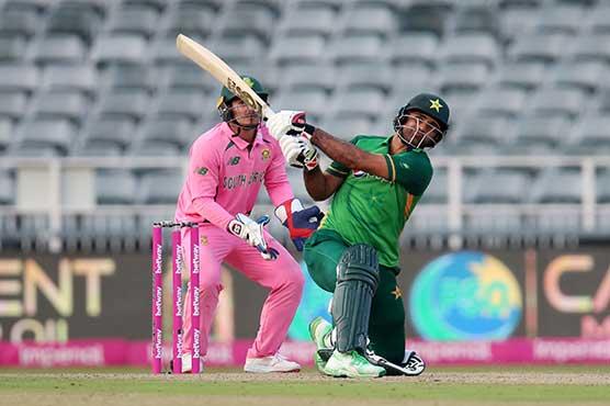 2nd ODI: South Africa survive Fakhar Zaman scare