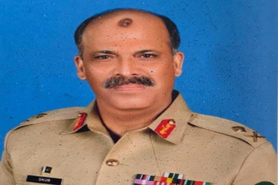 Major General Saqib Mehmood promoted to rank of Lieutenant General