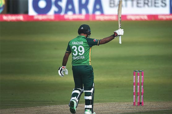Cricketers react to Fakhar Zaman's brilliant 193 against South Africa