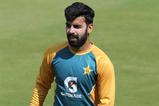 Injury rules out Shadab Khan of South Africa, Zimbabwe tours