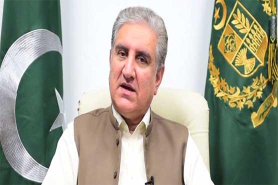 Pakistan, Russia bilateral ties taking a new turn: FM Qureshi
