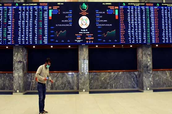 PSX gains 856.49 points to close at 444,04.70 points