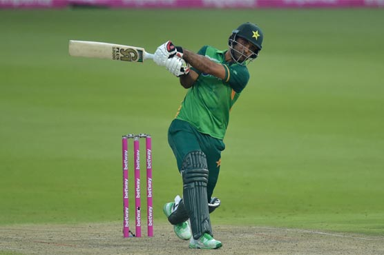 Fakhar Zaman smashes second century in South Africa series