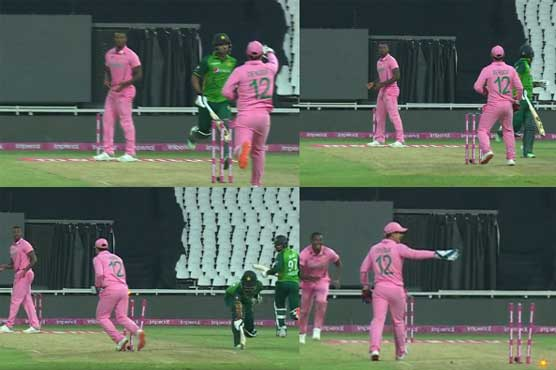 Fakhar holds himself responsible for run-out in 2nd ODI