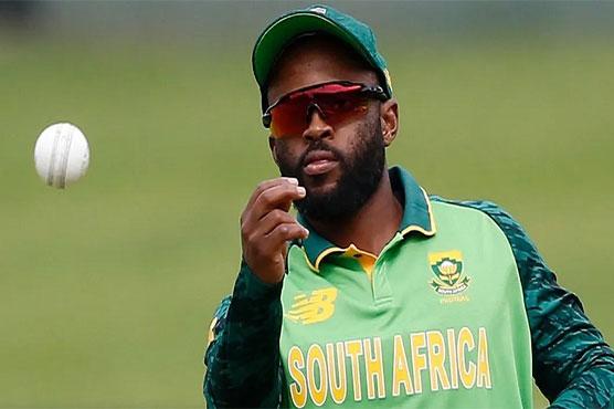 S.Africa captain Bavuma out of T20 series against Pakistan