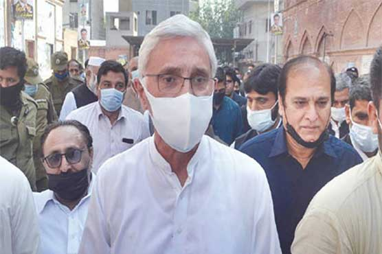 Inquiry against me shouldn't be done over specific phone call: Jahangir Tareen